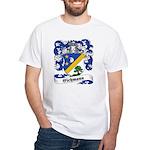 Eichmann Family Crest White T-Shirt