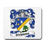 Eichmann Family Crest Mousepad