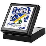 Eichmann Family Crest Keepsake Box