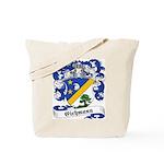 Eichmann Family Crest Tote Bag