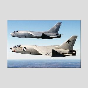 F-8 Crusader Mini Poster Print