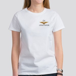 F-8 Crusader Women's T-Shirt