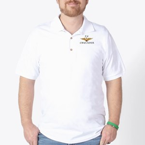 F-8 Crusader Golf Shirt