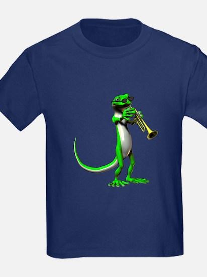 Blues Trumpet Gecko T