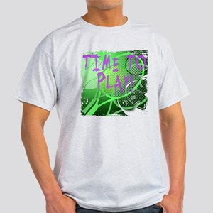 Time to Play Tennis Light T-Shirt