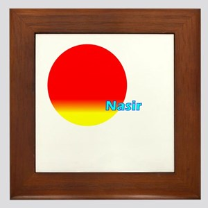 Nasir Framed Tile