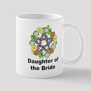 Pagan Pentagram Daughter of the Bride Mug