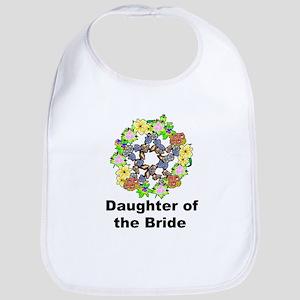 Pagan Pentagram Daughter of the Bride Bib