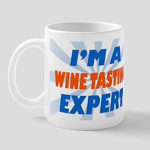 im a winetasting expert Mug