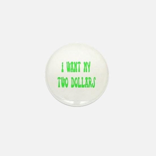 Better Off Dead Mini Button