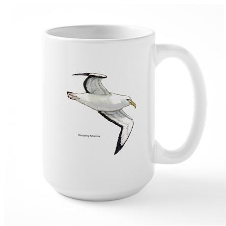 Wandering Albatross Bird Large Mug