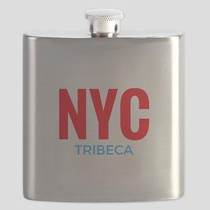 NYC TriBeCa Flask
