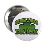 Irish I Was Drunk Shamrock 2.25