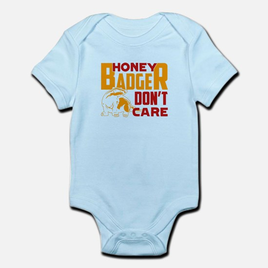 HONEY BADGER DON'T CARE Body Suit