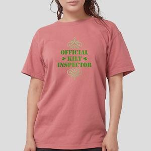 Official Kilt Inspector Women's Dark T-Shirt