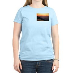 On the Trail Women's Pink T-Shirt