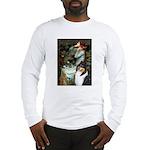 Ophelia / Collie (tri) Long Sleeve T-Shirt