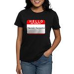 Amanda Women's Dark T-Shirt
