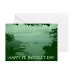 HAPPY ST. PATRICK'S DAY Greeting Cards (Pk of 20)