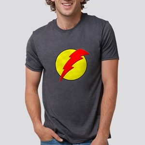 A Red Lightning Bol T-Shirt