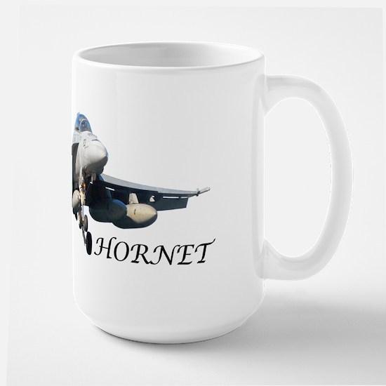 F/A-18 Hornet Large Mug