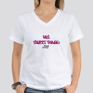 His Sweet Thang Women's T-Shirt