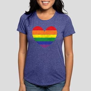 Rainbow Hear T-Shirt