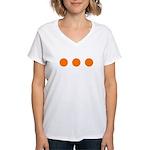 Dangerous Forces Women's V-Neck T-Shirt