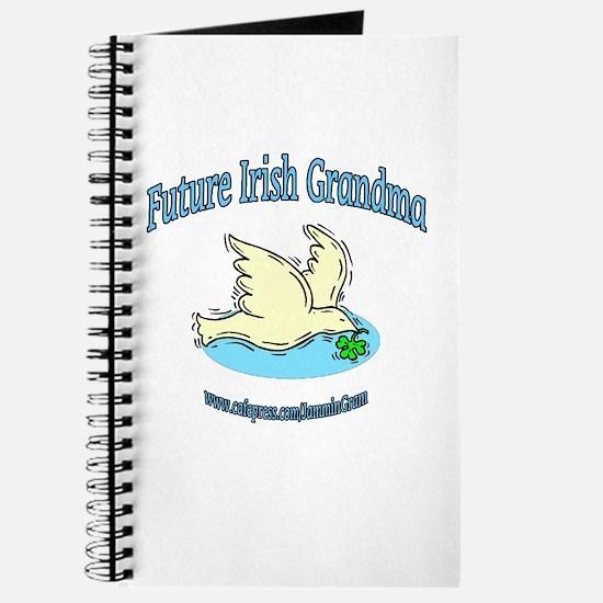 FUTURE IRISH GRANDMA-DOVE Journal