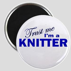 Trust Me I'm a Knitter Magnet