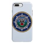 USS NEWPORT NEWS iPhone 8/7 Plus Tough Case