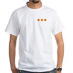 Dangerous Forces White T-Shirt