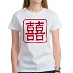 Double Happiness Women's T-Shirt