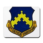 8TH TACTICAL FIGHTER WING Mousepad