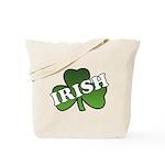 Green Shamrock Shamrock Tote Bag