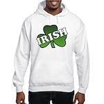 Green Shamrock Shamrock Hooded Sweatshirt