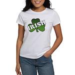 Green Shamrock Shamrock Women's T-Shirt