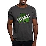 Green Shamrock Shamrock Dark T-Shirt