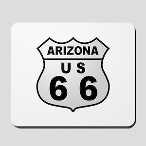 Arizona Route 66 Mousepad