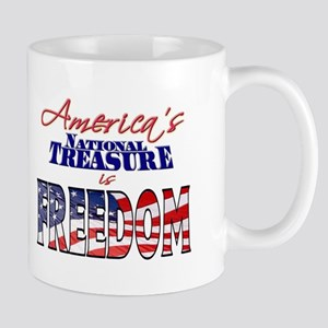 National Treasure Mug