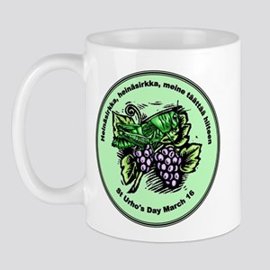 St Urhos Day Mug
