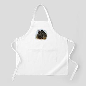Jonesy the Chartreaux Cat BBQ Apron