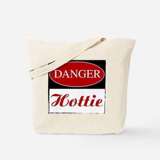Danger - Hottie Tote Bag