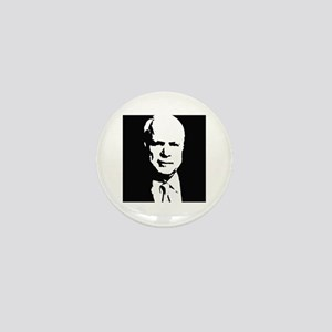 John McCain 08 Mini Button