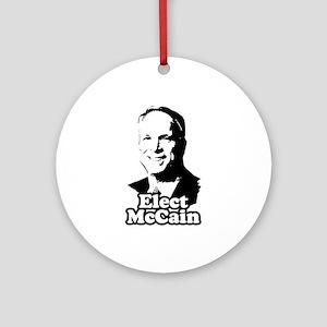 John McCain 08 Ornament (Round)