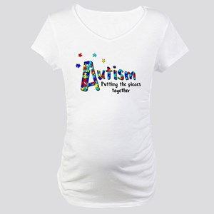 Putting The Pieces Together Maternity T-Shirt