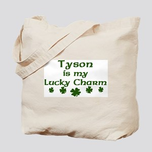 Tyson - lucky charm Tote Bag