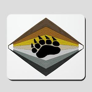 UNIQUE BEAR PRIDE DESIGN-- 3 Mousepad