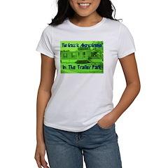 Grass is Always Greener Women's T-Shirt