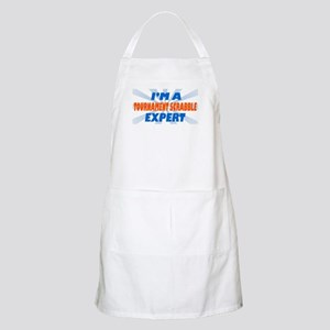 Im a tournament scrabble expe BBQ Apron
